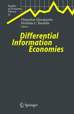 Differential Information Economies by Dionysius Glycopantis