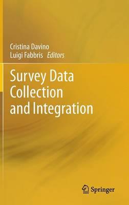 Survey Data Collection and Integration by Cristina Davino