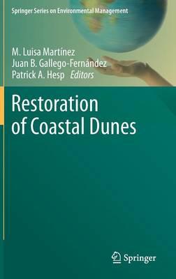 Restoration of Coastal Dunes by M. L. Martinez