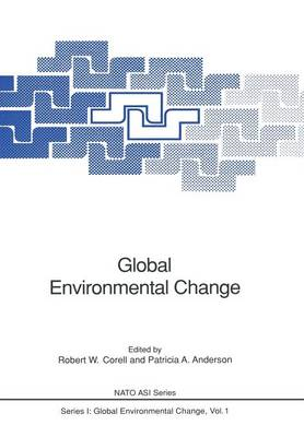 Global Environmental Change by Robert W. Corell