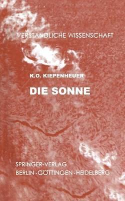 Die Sonne by K O Kiepenheuer