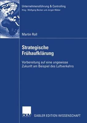 Strategische Fruhaufklarung by Martin Roll