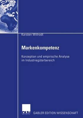 Markenkompetenz by Karsten Willrodt