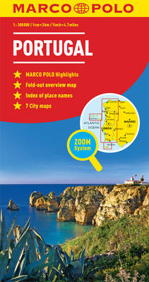 Portugal Marco Polo Map by Marco Polo