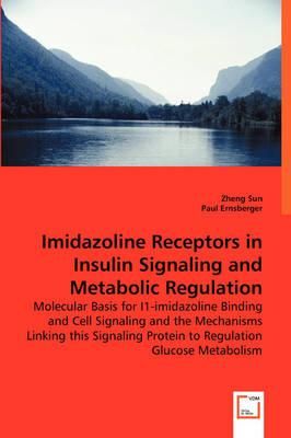 Imidazoline Receptors in Insulin Signaling and Metabolic Regulation by Zheng (Shanghai Ocean University China) Sun