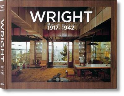 Frank Lloyd Wright Complete Works 1917-1942 by Bruce Brooks Pfeiffer