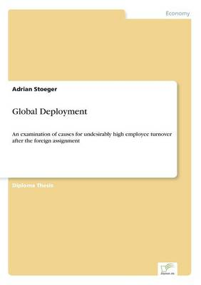 Global Deployment by Adrian Stoeger