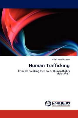 Human Trafficking by Indali Panchitkaew