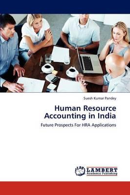Human Resource Accounting in India by Suesh Kumar Pandey