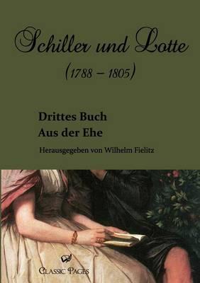 Schiller Und Lotte (1788 - 1805) by Wilhelm Fielitz