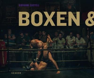 Boxen & Blumen Boxing and Flowers by Giovanni Castell