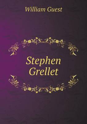 Stephen Grellet by William Guest