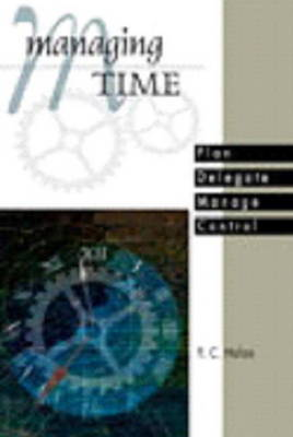 Managing Time by Y. C. Halan