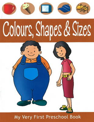 Colours, Shapes & Sizes - Flash Cards by Pegasus
