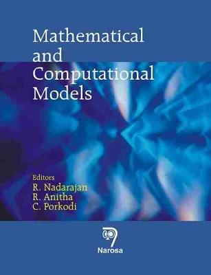 Mathematical and Computational Models by R. Nadarajan