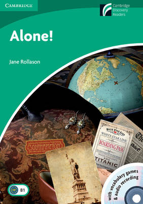 Alone! Level 3 Lower-intermediate with CD Extra and Audio CD by Jane Rollason