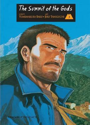 Summit Of The Gods Vol.3 by Jiro Taniguchi, Yumemakura Baku