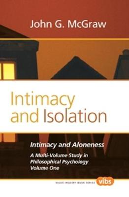 Intimacy and Isolation by John G. McGraw