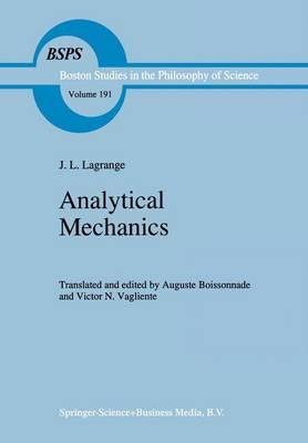 Analytical Mechanics by Joseph Louis Lagrange