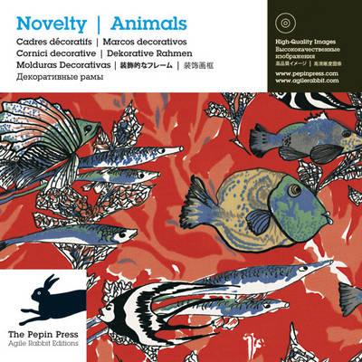 Novelty: Animals by Pepin Van Roojen, Pepin Van Roojen