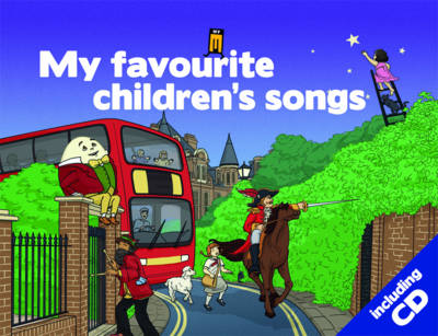 My Favourite Children's Songs by Rachelle Meyer