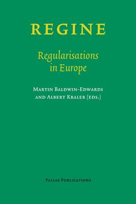 REGINE - Regularisations in Europe by Martin Baldwin-Edwards