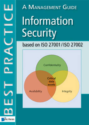 Information Security Based on ISO 27001/ISO 27002 by Alan Calder
