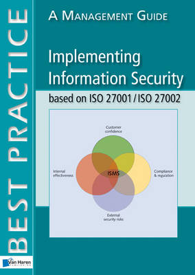 Implementing Information Security Based on ISO 27001/ISO 27002 A Management Guide by Alan Calder, Van Haren Publishing