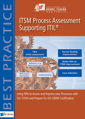 ITSM Process Assessment Supporting ITIL by Barafort Beatrix, Valerie Betry, Stephane Cortina, Michel Picard