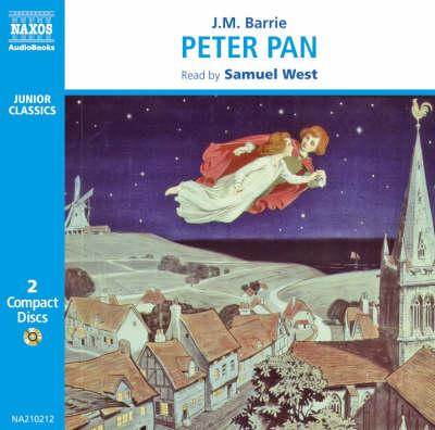 Peter Pan by Sir J. M. Barrie, Edward Benjamin Britten, et al