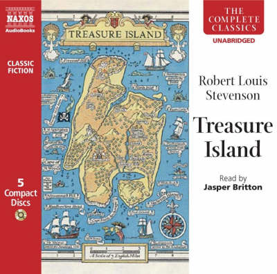 Treasure Island Unabridged by Robert Louis Stevenson
