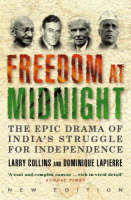 Freedom at Midnight by Larry Collins, Dominique Lapierre