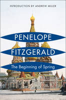 Cover for The Beginning of Spring by Penelope Fitzgerald