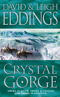 Cover for The Crystal Gorge by David, Eddings, Leigh Eddings