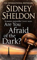 Cover for Are You Afraid Of The Dark? by Sidney Sheldon