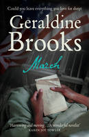 Cover for March by Geraldine Brooks