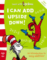 I Can Add Upside Down! The Back to School Range by Linda Hayward