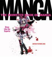 Monster Book of Manga by Estudio Joso