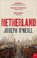 Cover for Netherland by Joseph O'neill