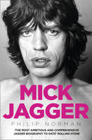 Cover for Mick Jagger by Philip Norman