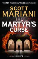 Cover for The Martyr's Curse by Scott Mariani