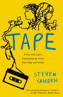 Cover for Tape by Steven Camden