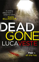 Cover for Dead Gone by Luca Veste