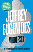 Cover for Middlesex by Jeffrey Eugenides