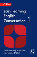 Collins Easy Learning English Conversation: Book 1 [Second Edition] by Collins Dictionaries