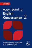 Easy Learning English Conversation Book 2 by Collins Dictionaries