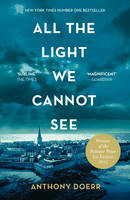 Cover for All the Light We Cannot See by Anthony Doerr