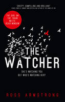 Book Cover for The Watcher by Ross Armstrong