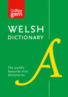 Collins Gem Welsh Dictionary [Fourth Edition] by Collins Dictionaries