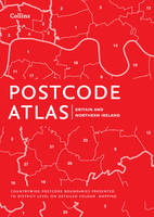 Postcode Atlas Of Britain And Northern Ireland [New Edition] by Collins Maps